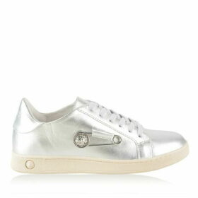 Versus Versace Safety Pin Detail Trainers