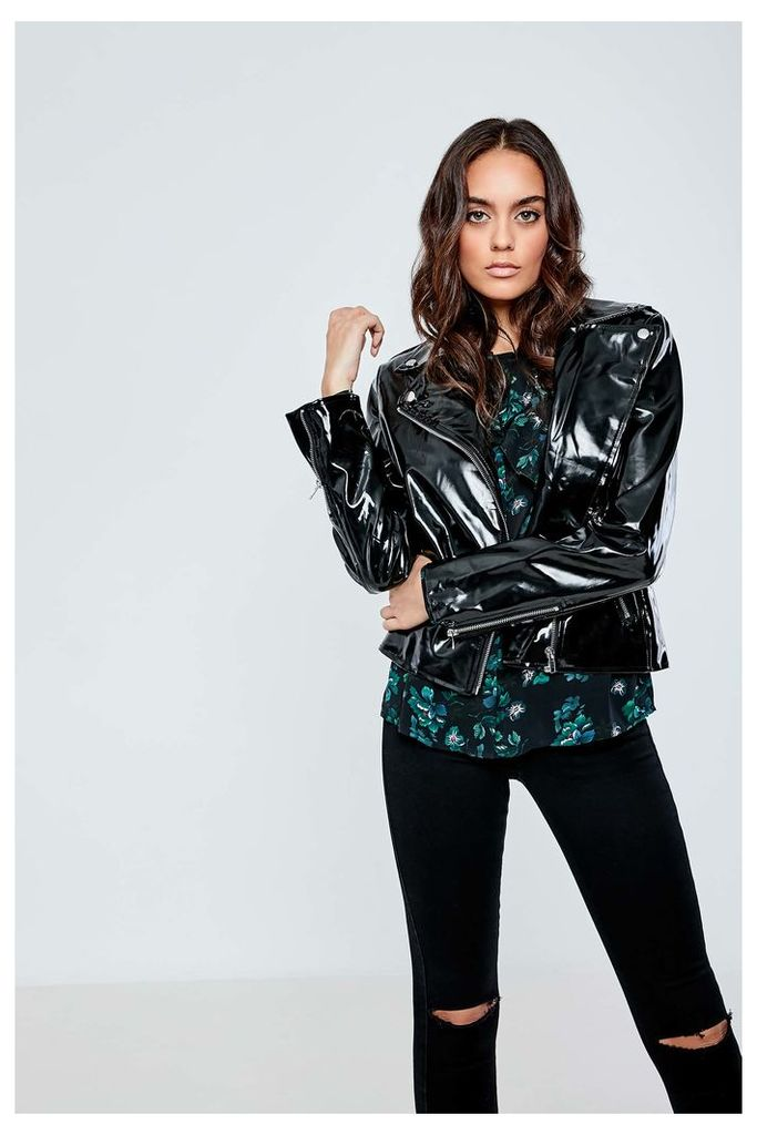 Brand Attic PU Biker Jacket