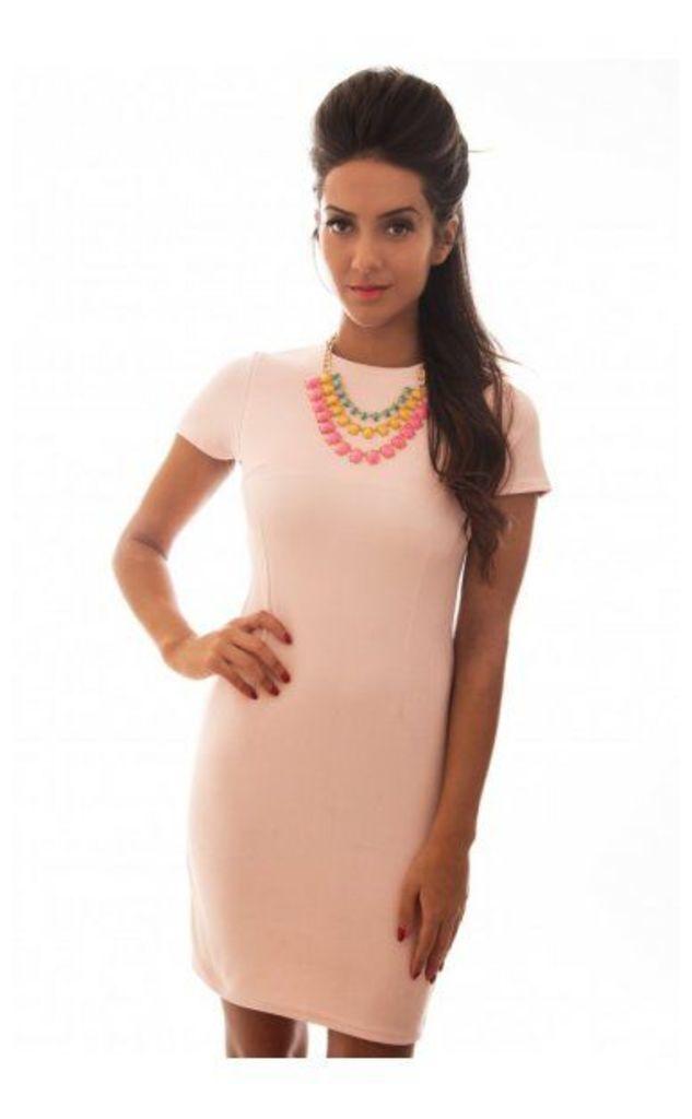 Daisy Pink Shift Dress