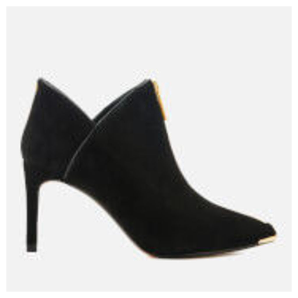 Ted Baker Women's Millae Suede Shoe Boots - Black