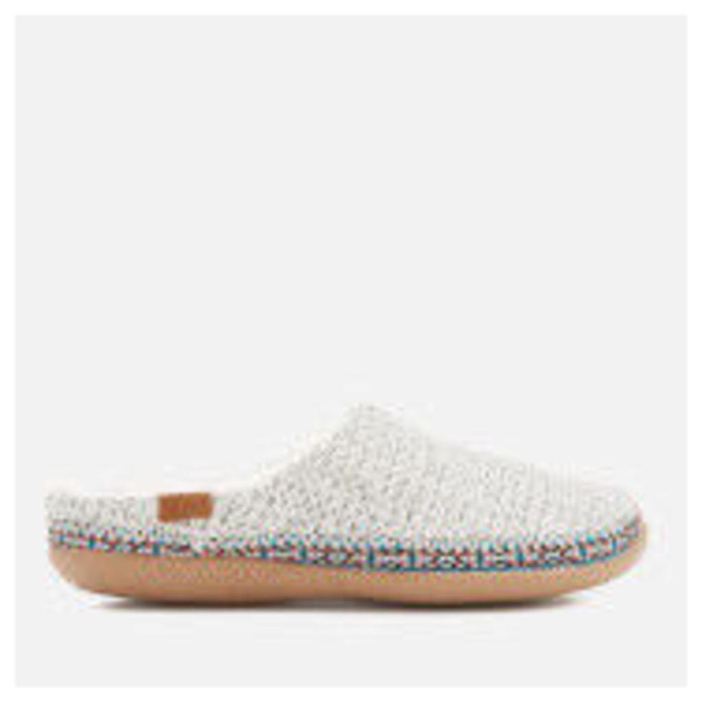 TOMS Women's Ivy Sweater Knit Slippers - Birch