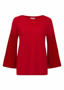 Betty Sweater Highland Red XS