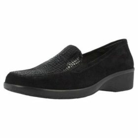 Stonefly  PASEO II 1  women's Loafers / Casual Shoes in Black