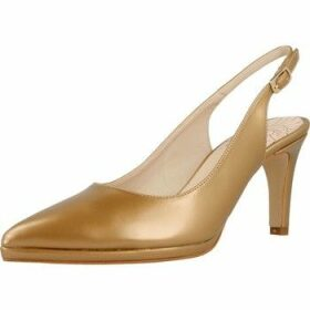Angel Alarcon  17557 309  women's Court Shoes in Gold