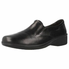 Stonefly  PASEO II  women's Loafers / Casual Shoes in Black