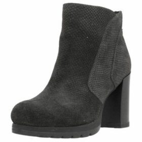 Stonefly  OVER 4  women's Low Ankle Boots in Grey