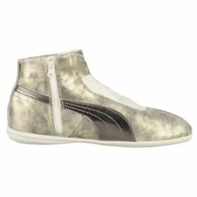 Puma  Eskiva Mid Metallic Wns  women's Shoes (High-top Trainers) in Gold