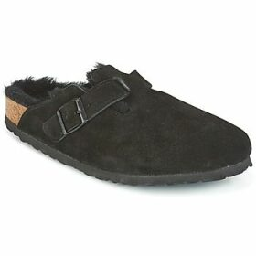Birkenstock  BOSTON  women's Clogs (Shoes) in Black
