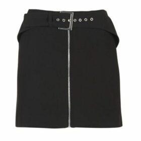 Morgan  JORDI  women's Skirt in Black