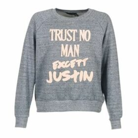 Eleven Paris  TRUSTIN JP  women's Sweatshirt in Grey