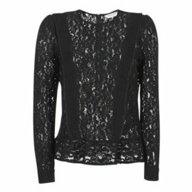 Naf Naf  HARMON  women's Blouse in Black