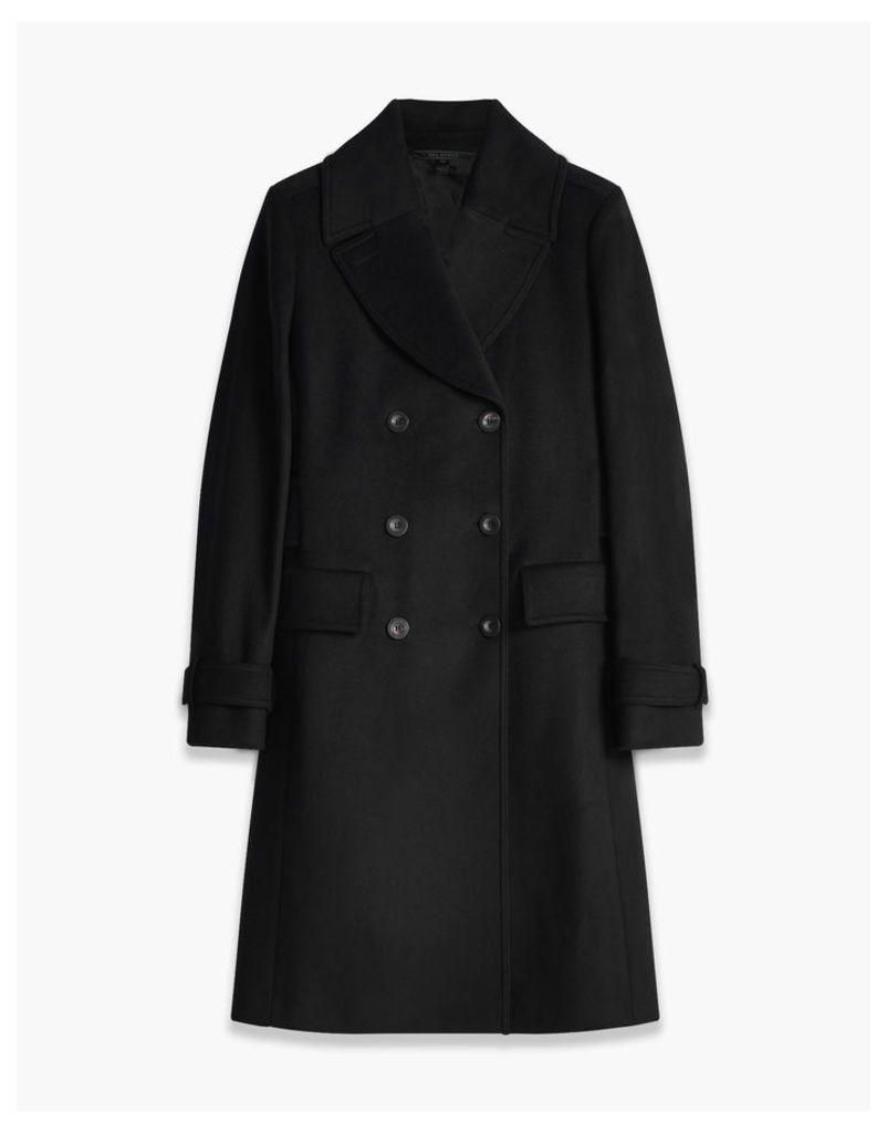 Belstaff Delmere Coat Black