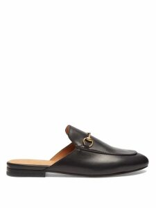 Moncler Gamme Rouge - Winnipeg Fur Trimmed Quilted Down Cashmere Coat - Womens - Red