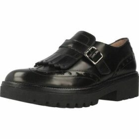 Stonefly  PERRY 5  women's Loafers / Casual Shoes in Black