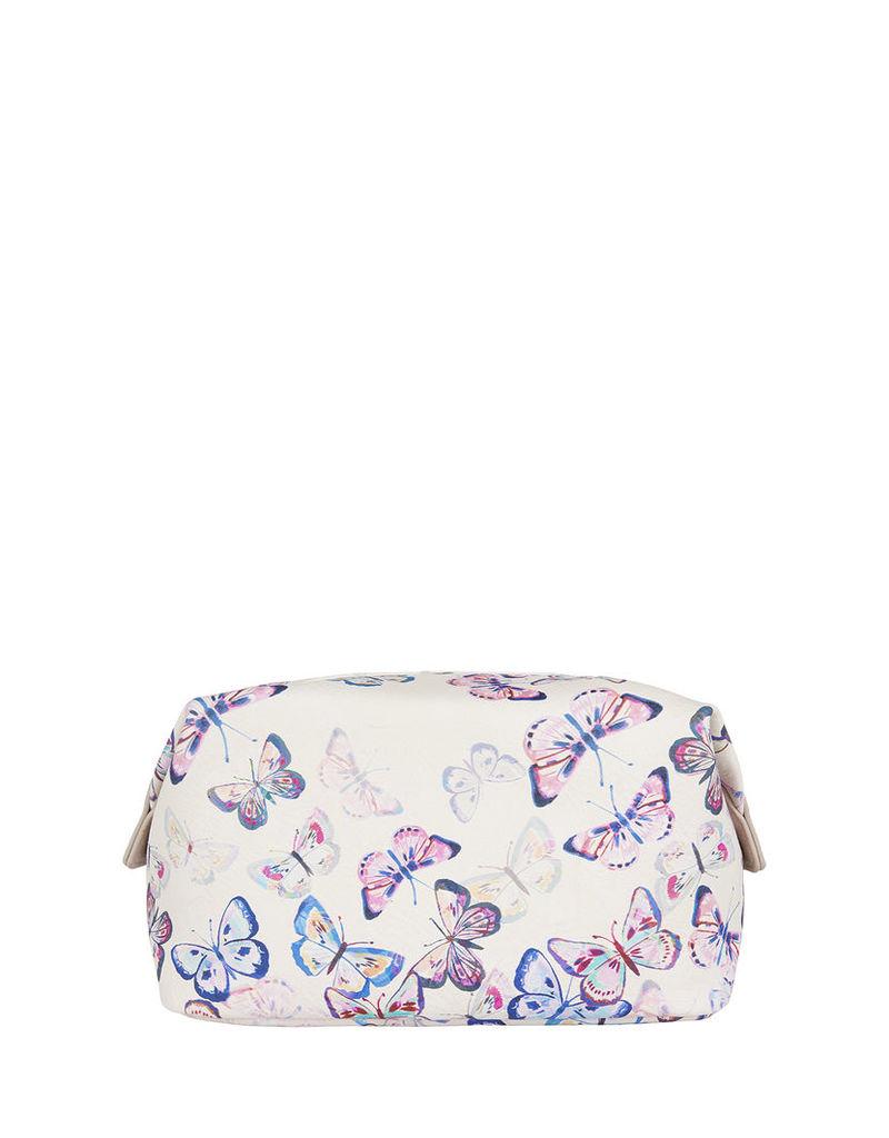 Butterfly Transfer Makeup Bag