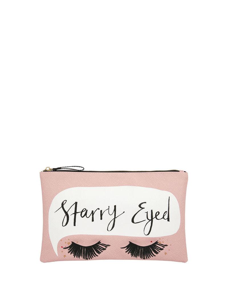 Starry Eyed Makeup Bag