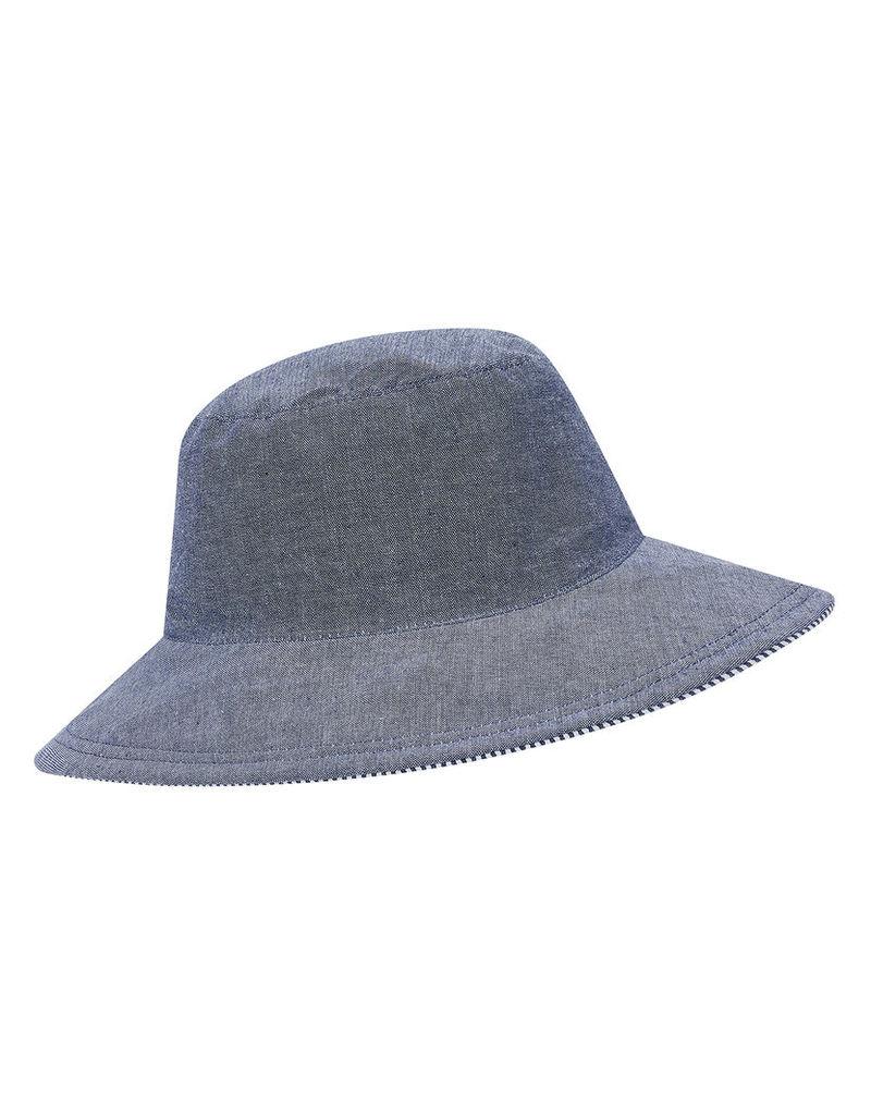 Nautical Stripe Floppy Hat