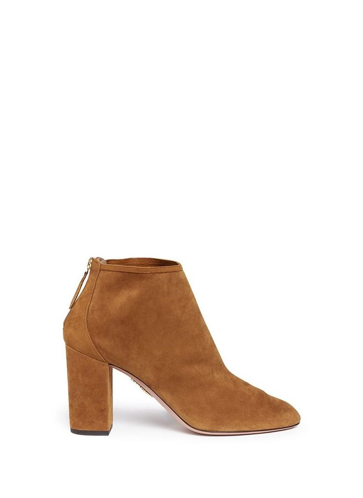 'Downtown 85' suede ankle boots