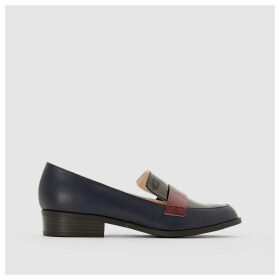Three-Coloured Loafers