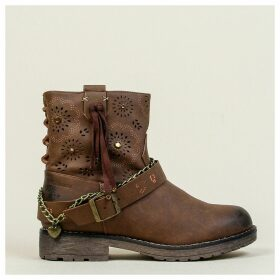 Briana Embellished Ankle Boots
