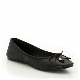 Dhin Leather Ballet Pumps