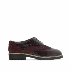 Faune Leather Brogues