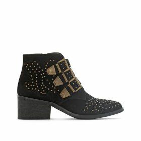 Julieta Studded Boots