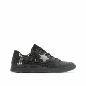 Joia Leather Trainers