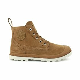 High Top Pampa LDN LP Mid Suede Trainers