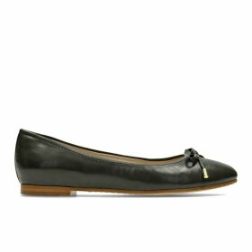 Grace Lily Leather Ballet Pumps
