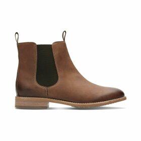 Maypearl Nala Leather Chelsea Boots