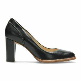 Ellis Edith Leather Heels