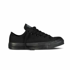 Chuck Taylor All Star Ox Mono Canvas Low Top Trainers