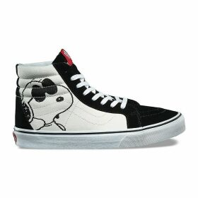 Snoopy UA SK8-Hi Reissue High Top Trainers