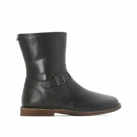 Creek Leather Ankle Boots