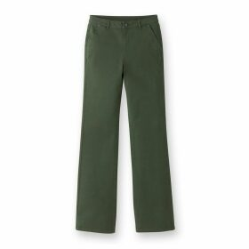 Flared Trousers, Length 33.5