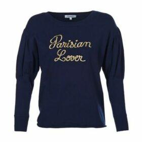 Morgan  MPASI  women's Sweater in Blue