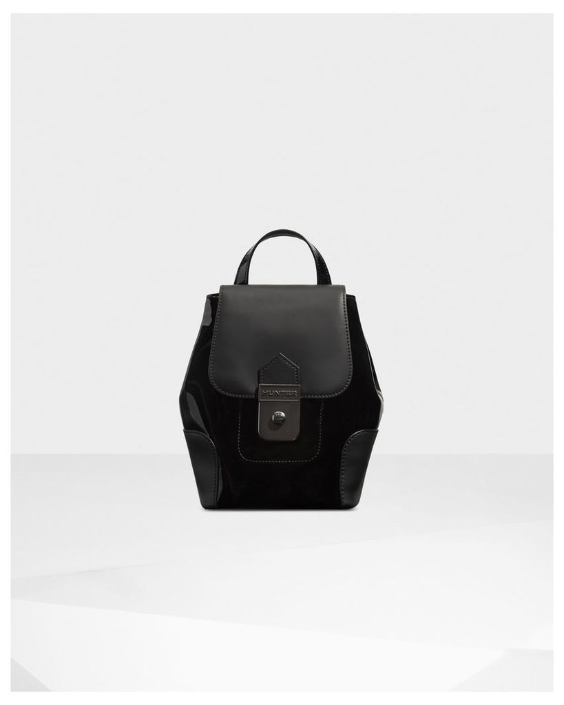 Original Refined Leather Mini Backpack