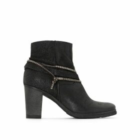 Urlo Leather Ankle Boots