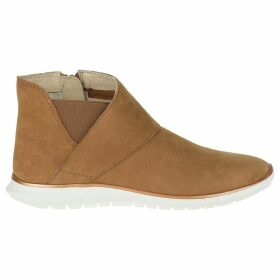 Careen Leather Ankle Boots
