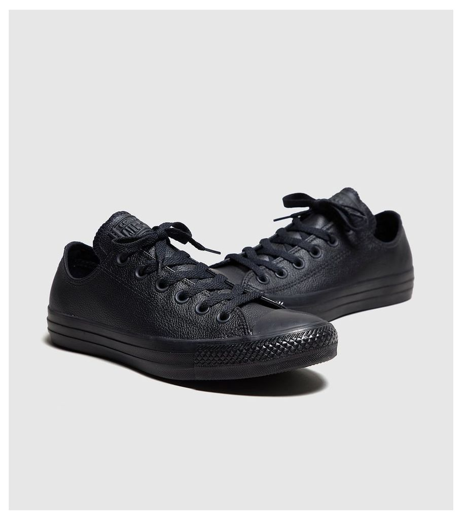 Converse All Star Low Ox Women's, Black