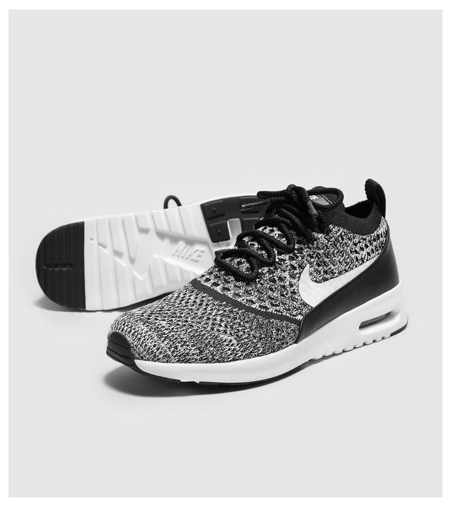 Nike Air Max Thea Flyknit Women's, Black