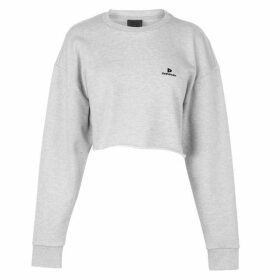 Donnay OG Cropped Sweatshirt - Grey