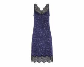 Martha Lace Trim Dress
