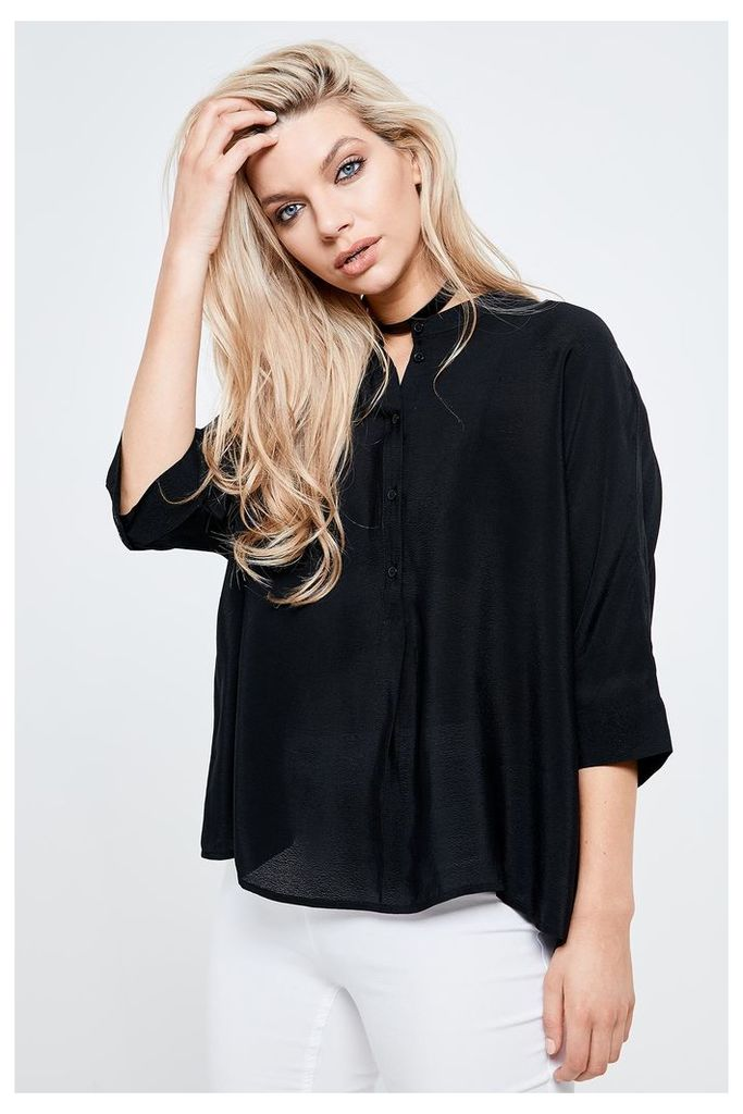 Jacqueline de Yong Loose Fit Shirt - Black