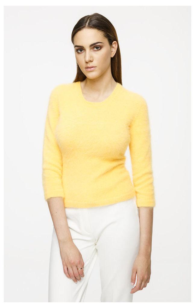 Angora Wool Sweater