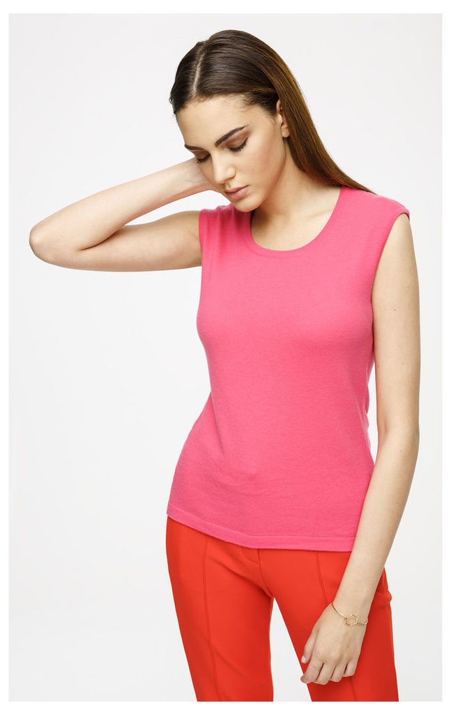 Wool Cashmere Top