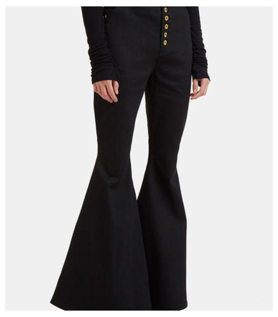 Ophelia Wide Leg Bell Bottom Pants