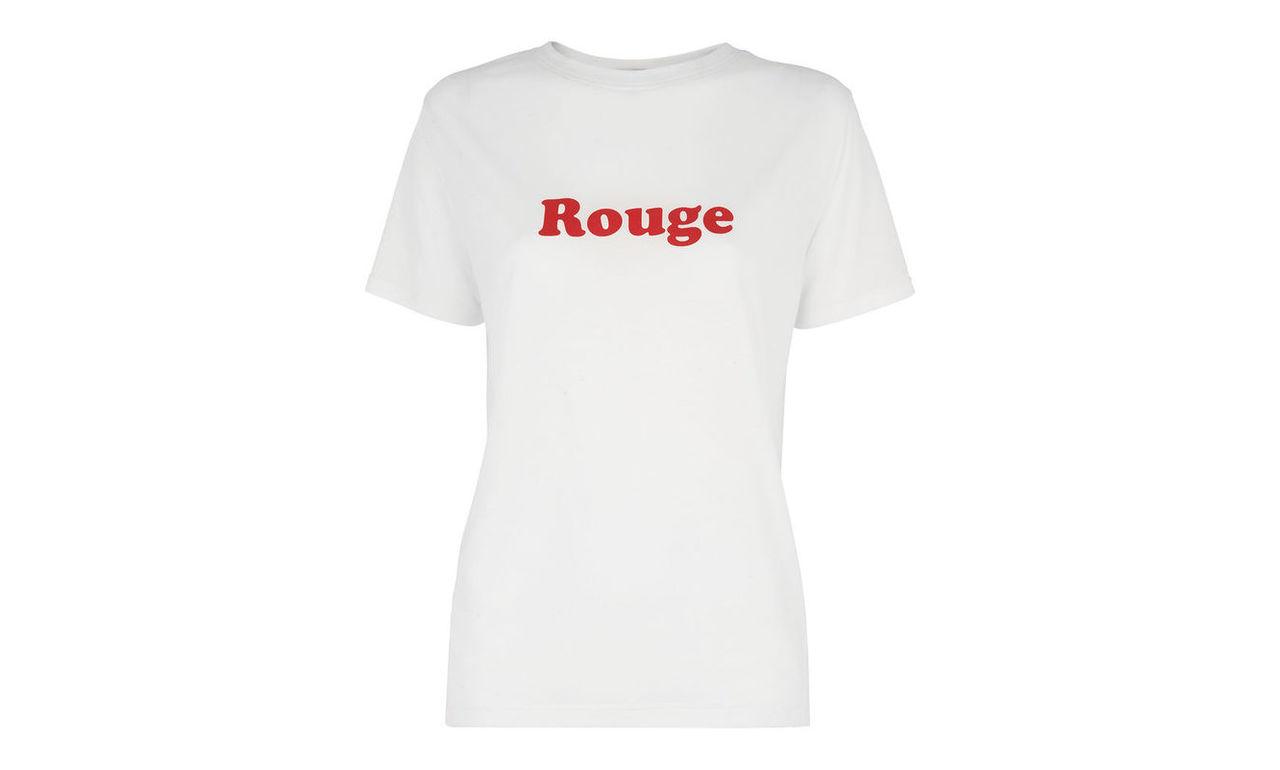 Rouge Logo Tee