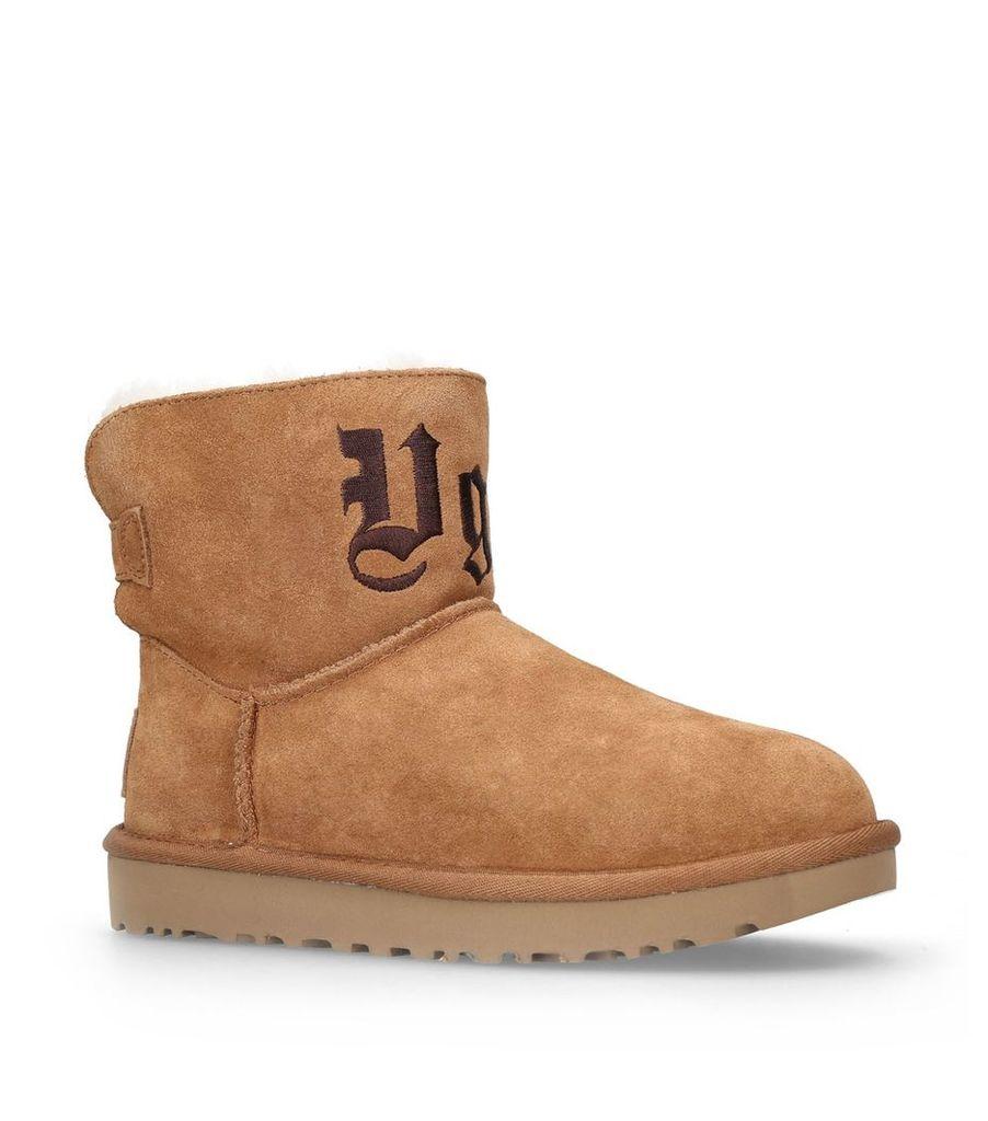 Jeremy Scott UGG Life Mini Boots
